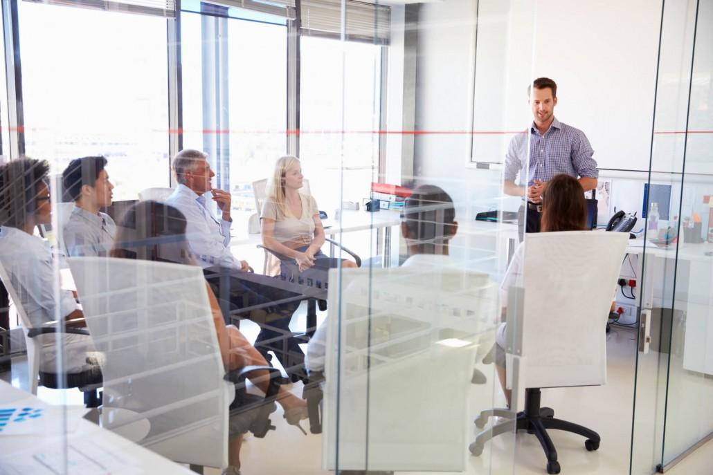 Business Meeting Highkey